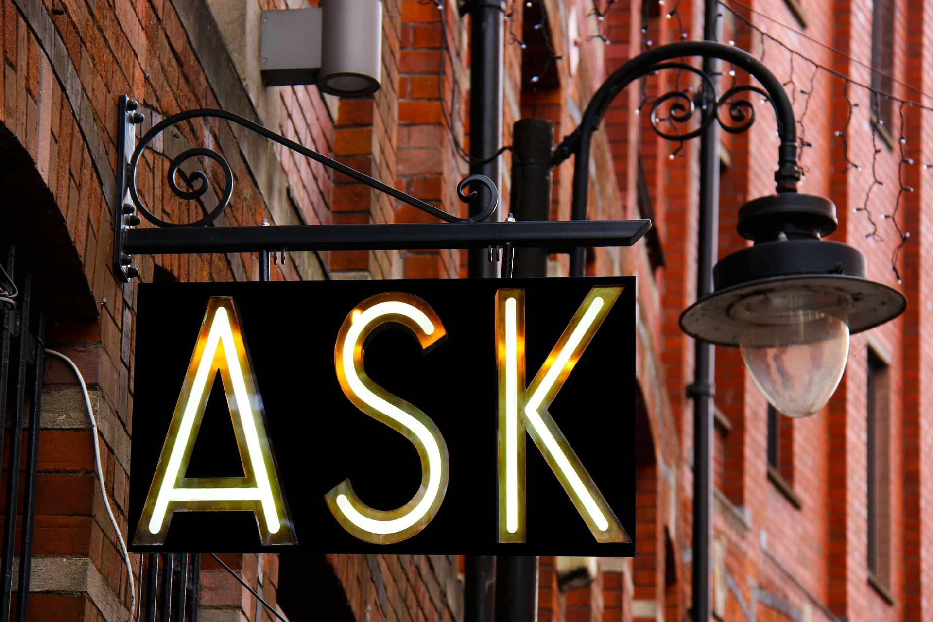 The Skill of Asking