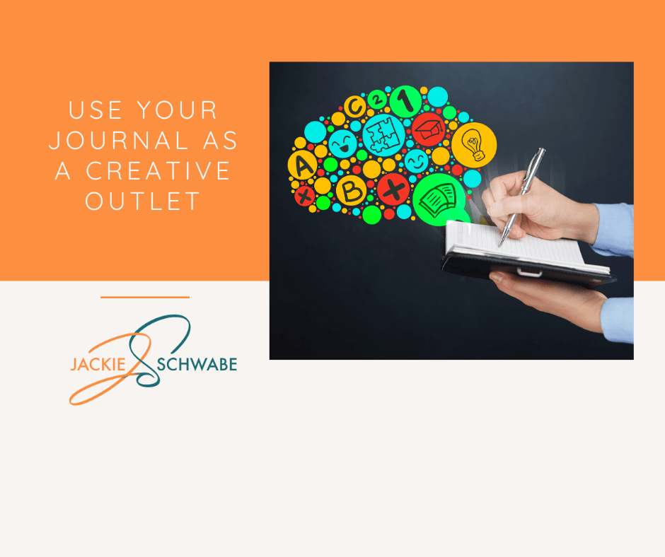 Use Your Journal as a Creative Outlet
