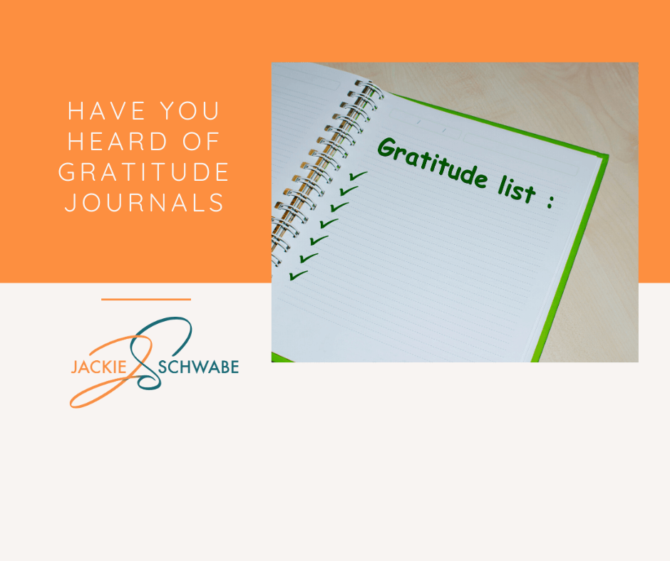 Have You Heard of Gratitude Journals?