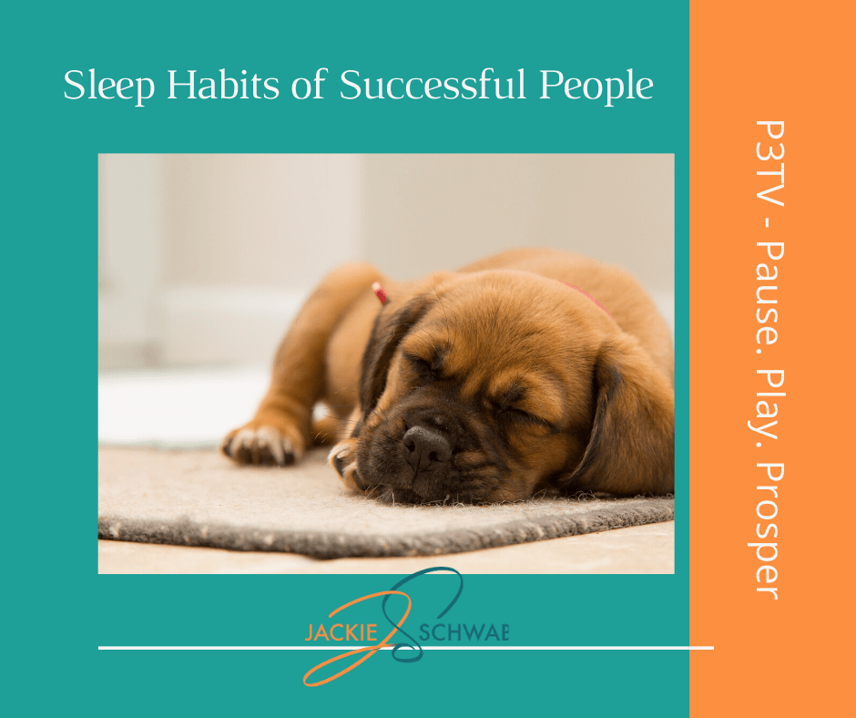 Do You Have Successful Sleep Habits?